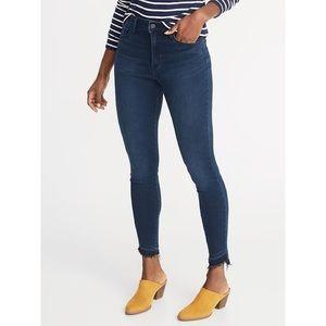 Rockstar ankle jeans